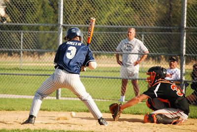 O E  Varsity Baseball Vs Minooka 028