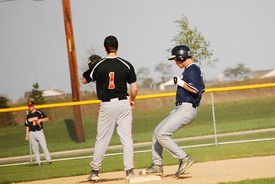 O E  Varsity Baseball Vs Minooka 021