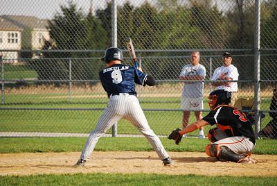 O E  Varsity Baseball Vs Minooka 016