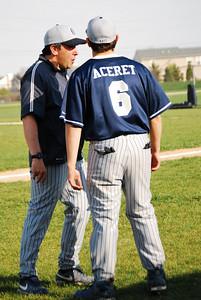 O E  Varsity Baseball Vs Minooka 013