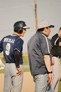 O E  Varsity Baseball Vs Minooka 024