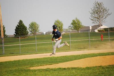 O E  Varsity Baseball Vs Minooka 020