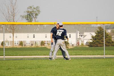O E  Varsity Baseball Vs Minooka 007