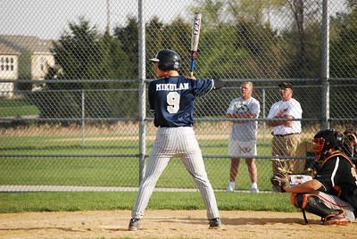 O E  Varsity Baseball Vs Minooka 017