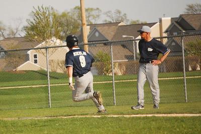 O E  Varsity Baseball Vs Minooka 019
