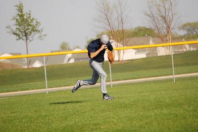 O E  Varsity Baseball Vs Minooka 009