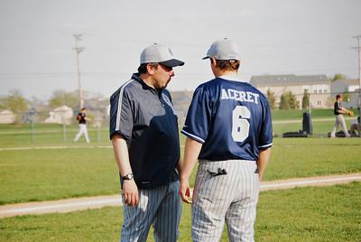 O E  Varsity Baseball Vs Minooka 012