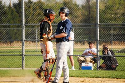 O E  Varsity Baseball Vs Minooka 026
