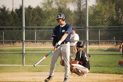 O E  Varsity Baseball Vs Minooka 015