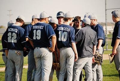 O E  Varsity Baseball Vs Minooka 011
