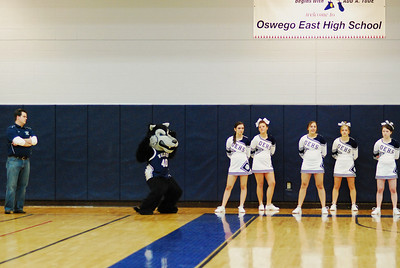 Oswego East VS Plainfield East 194