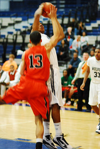 Oswego East VS Plainfield East 185