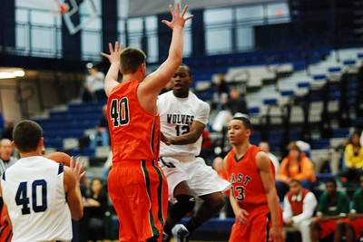 Oswego East VS Plainfield East 198