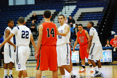 Oswego East VS Plainfield East 183