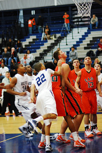 Oswego East VS Plainfield East 184