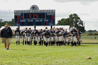 Oswego East vs Benet JV game 006