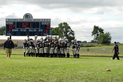 Oswego East vs Benet JV game 005