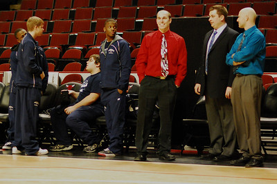 Oswego East Vs Plainfield Central at the United Center 012