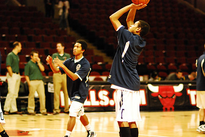 Oswego East Vs Plainfield Central at the United Center 018