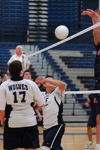 O E  Volleyball VS  Romeoville 027