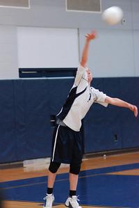 O E  Volleyball VS  Romeoville 033