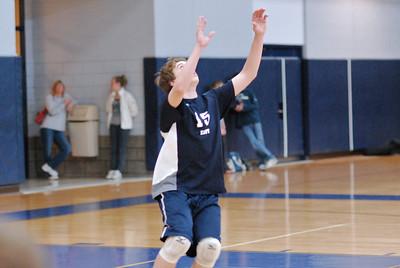 O E  Volleyball VS  Romeoville 025