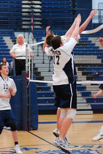 O E  Volleyball VS  Romeoville 020