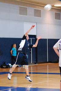 O E  Volleyball VS  Romeoville 036