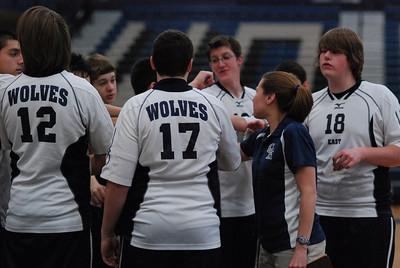 O E  Volleyball VS  Romeoville 017