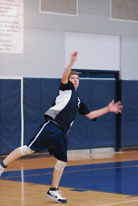 O E  Volleyball VS  Romeoville 042