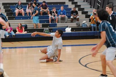O E  Volleyball VS  Romeoville 177