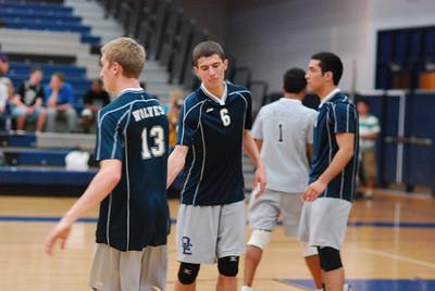 O E  Volleyball VS  Romeoville 196