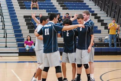 O E  Volleyball VS  Romeoville 170