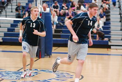 O E  Volleyball VS  Romeoville 169