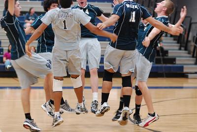 O E  Volleyball VS  Romeoville 173