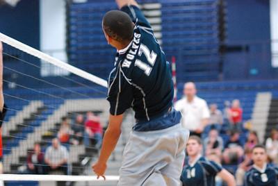 O E  Volleyball VS  Romeoville 195