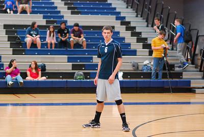 O E  Volleyball VS  Romeoville 175