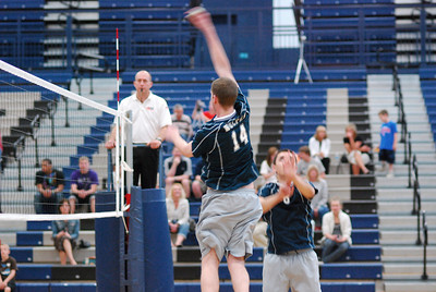 O E  Volleyball VS  Romeoville 194