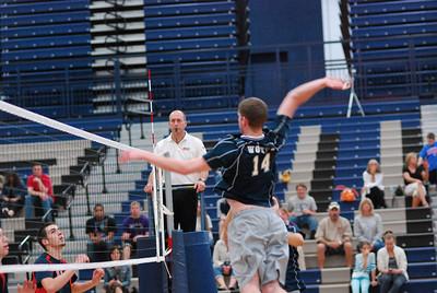 O E  Volleyball VS  Romeoville 186
