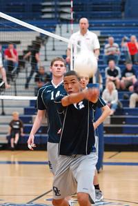 O E  Volleyball VS  Romeoville 192