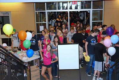 Oswego East 2011 Senior celebration 012
