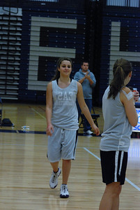 Girls Basketball Blue Silver Scrimmage 016