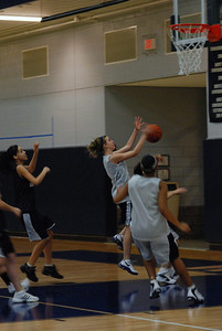 Girls Basketball Blue Silver Scrimmage 020