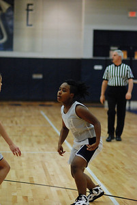 Girls Basketball Blue Silver Scrimmage 049