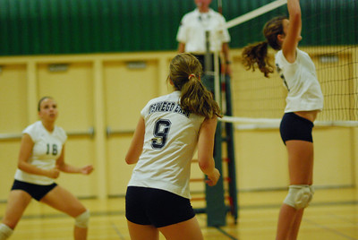 O E freshman Volleyball Vs Waubonsie Valley 293