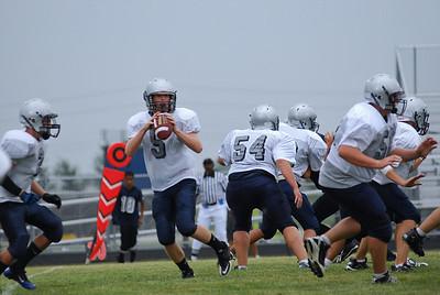 blue and silver scrimmage 2010 015