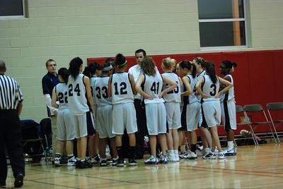Freshman OE Girls Basketball Vs Larkin 002