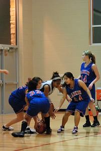 Freshman OE Girls Basketball Vs Larkin 018