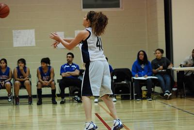 Freshman OE Girls Basketball Vs Larkin 008