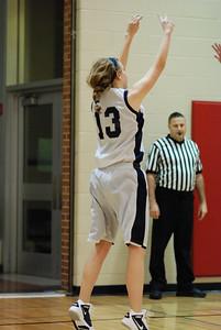 Freshman OE Girls Basketball Vs Larkin 039